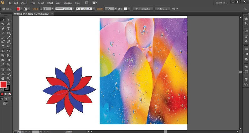 Eyedropper Tool in Illustrator 1-18