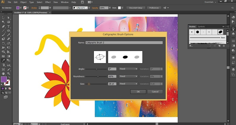 Eyedropper Tool in Illustrator 1-28