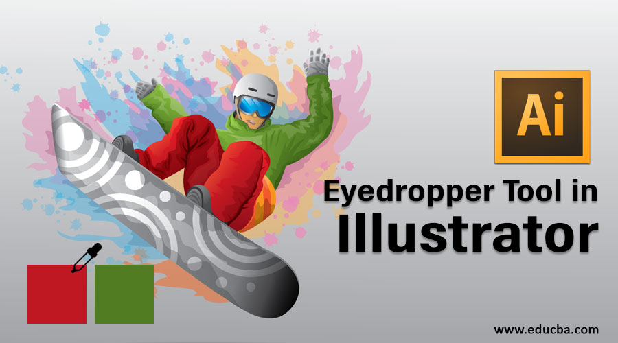 Eyedropper Tool in Illustrator