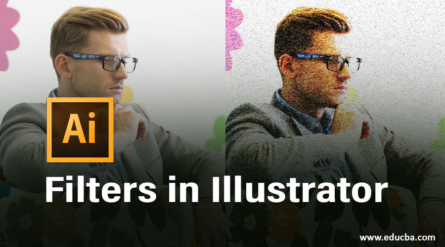 Filters in Illustrator