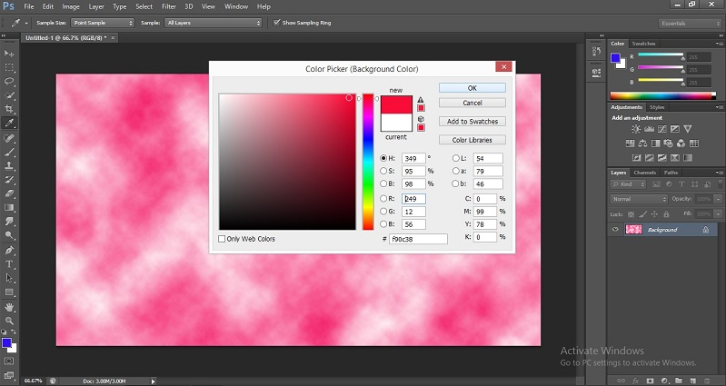 Filters in Photoshop 1-5