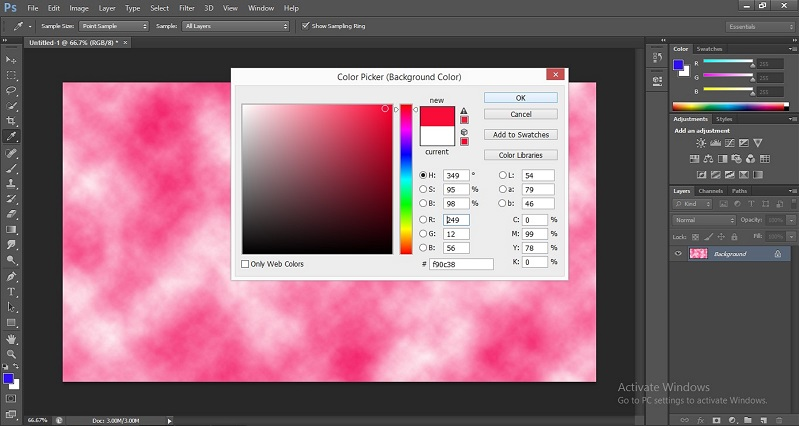 Filters in Photoshop 1-7