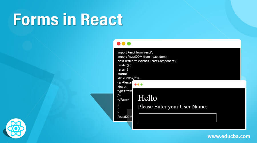 Forms in React