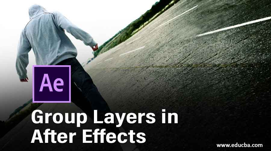Group Layers in After Effects