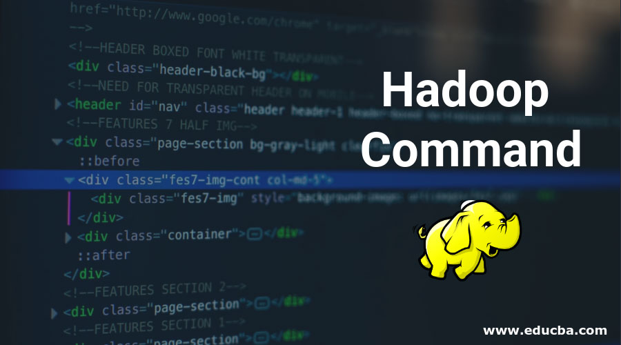 Hadoop-Commands