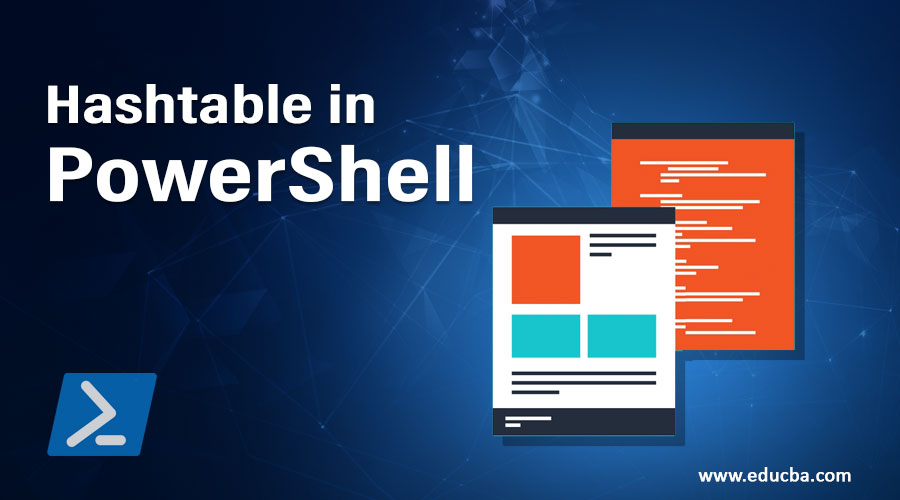 Hashtable in PowerShell