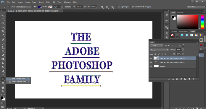 How to Highlight Text in Photoshop -15