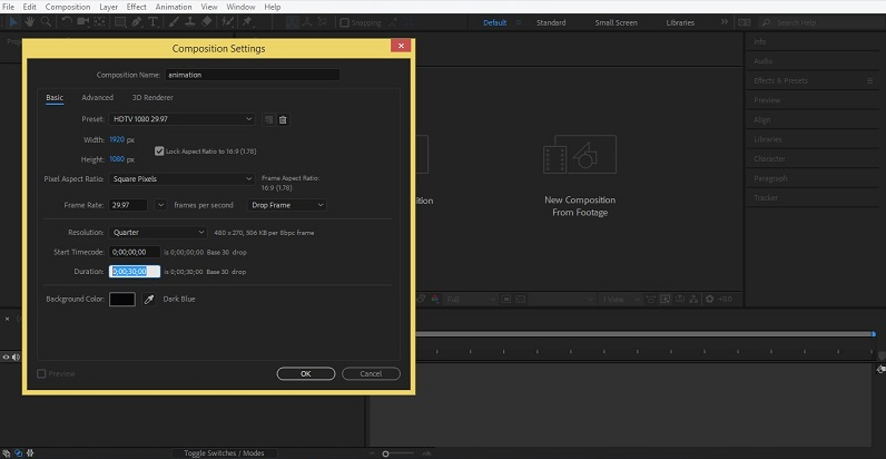 How to Use After Effects 1-15
