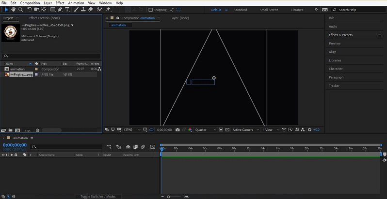 How to Use After Effects 1-23