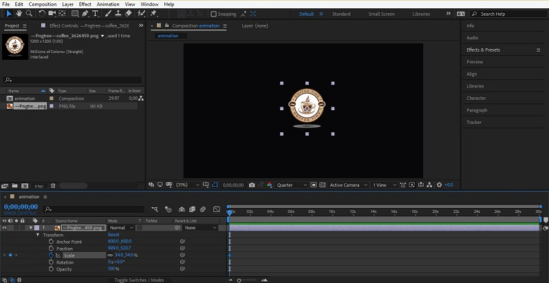 How to Use After Effects 1-31