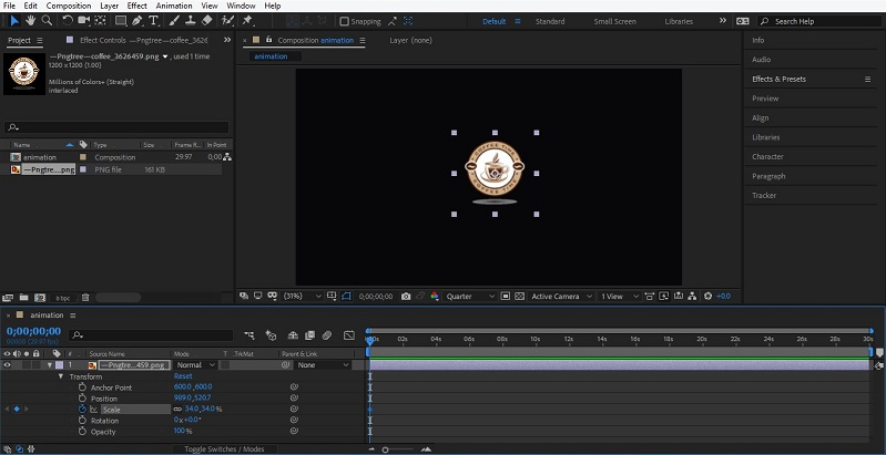 How to Use After Effects 1-32