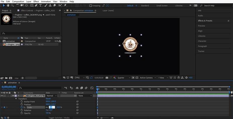 How to Use After Effects 1-33
