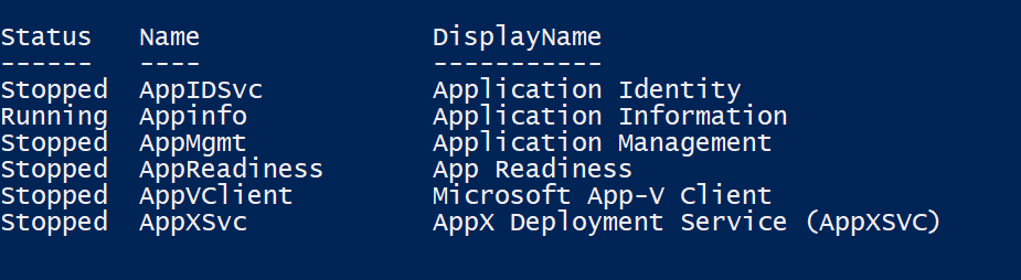 How to Use PowerShell 4
