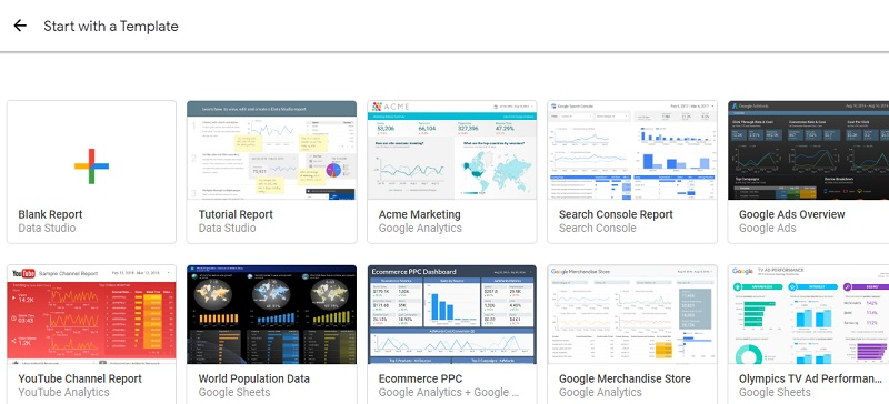 How to use Google Data Studio - 3