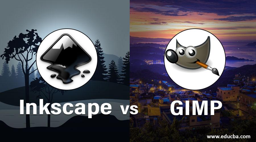 Inkscape vs GIMP