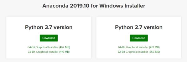 Install Anaconda Python eg4