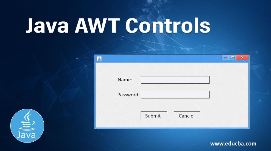 Java AWT Controls