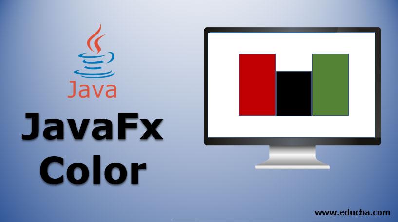 JavaFx Color