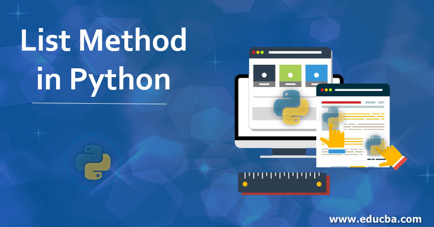 List Method in Python