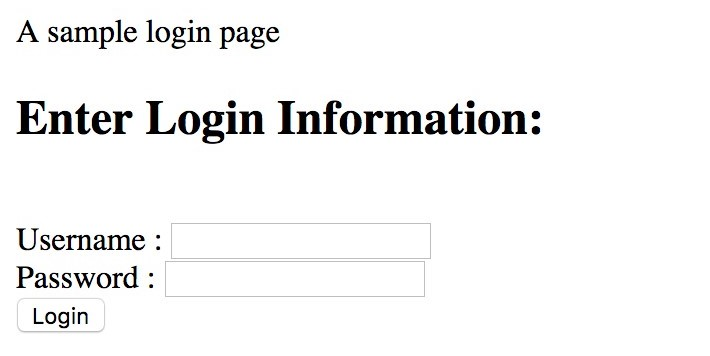 Login Page in PHP 1-1