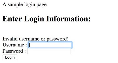 Login Page in PHP 1-2
