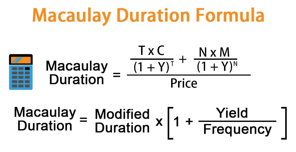 Macaulay Duration Formula