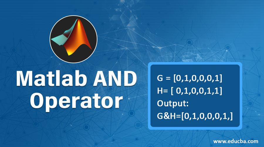 Matlab AND Operator