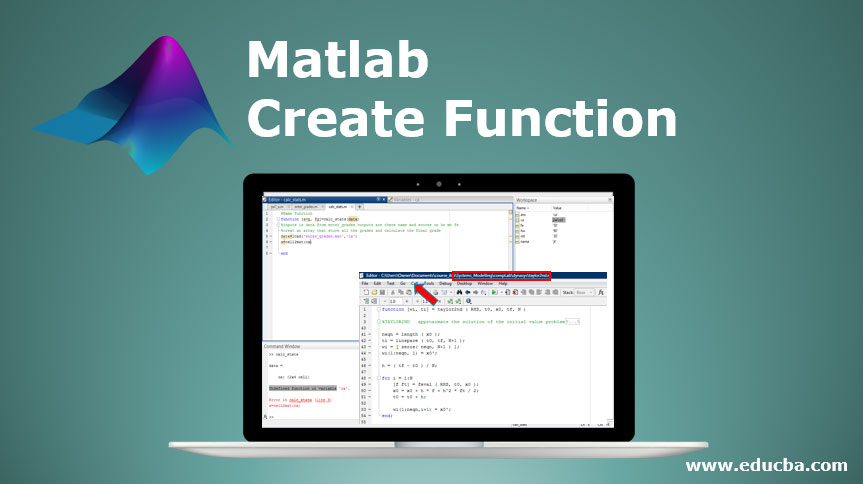 Matlab-Create-Function
