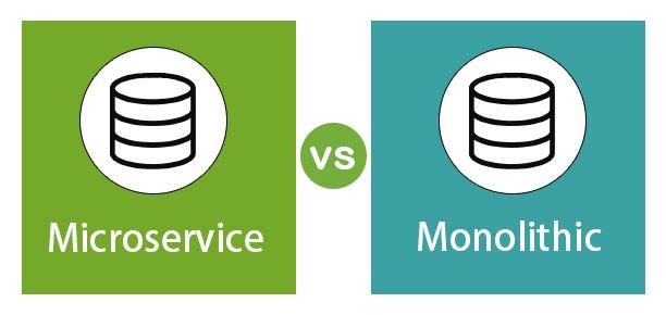 Microservice-vs-Monolithic