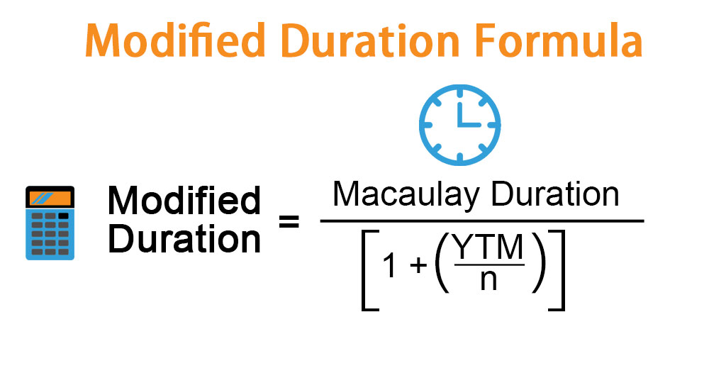 Modified Duration Formula