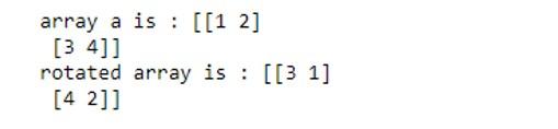 NumPy Array Function 1-11