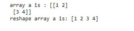 NumPy Array Function 1-5