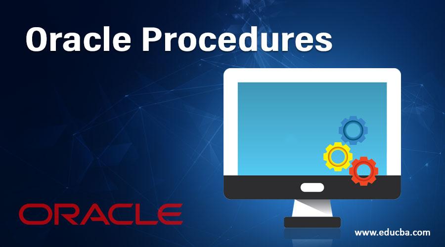 Oracle Procedures
