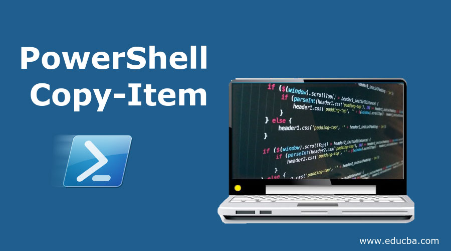 PowerShell Copy-Item