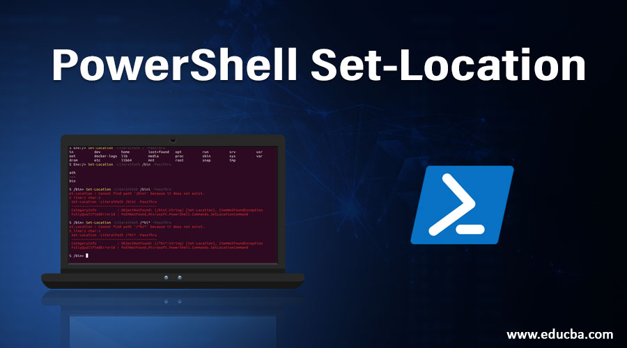 PowerShell Set-Location