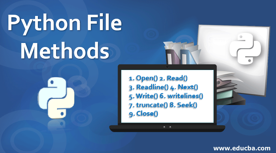 Python File Methods