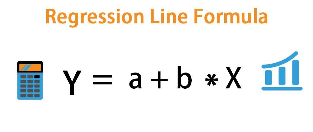 Regression Line Formula