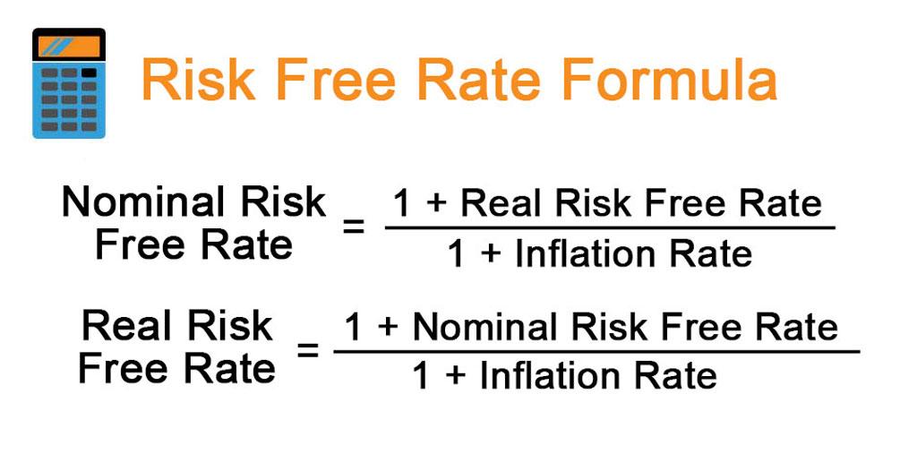Risk Free Rate Formula