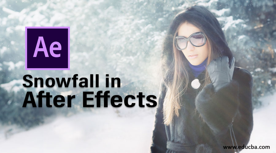 Snowfall in After Effects