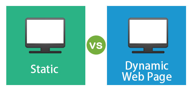 Static-vs-Dynamic-Web-Page