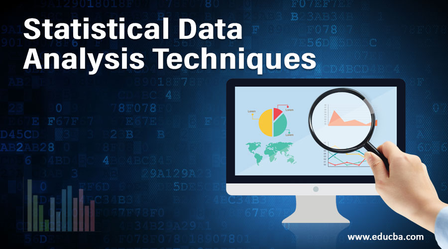Statistical Data Analysis Techniques