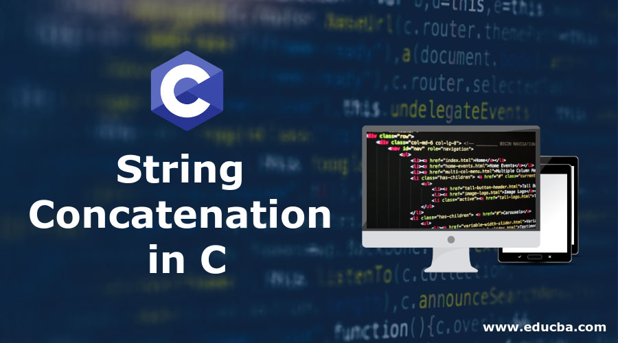 String-Concatenation-in-C