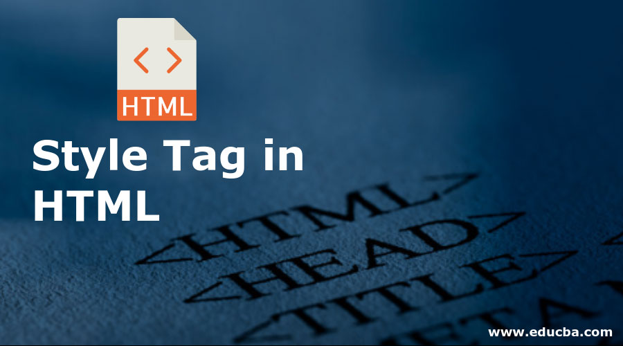 Style-Tag-in-HTML