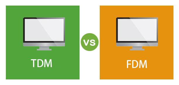 TDM-vs-FDM