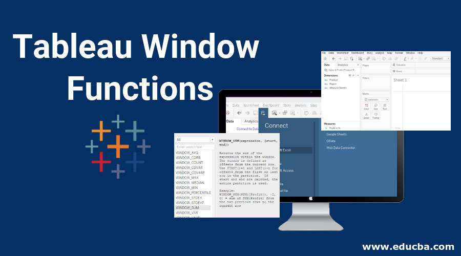 Tableau Window Functions