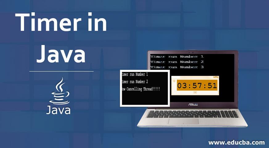 Timer in Java
