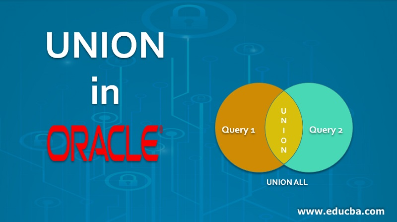 UNION in Oracle
