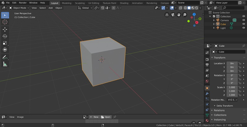 UV Unwrapping in Blender - 4