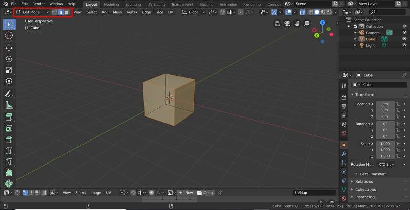 UV Unwrapping in Blender - 8