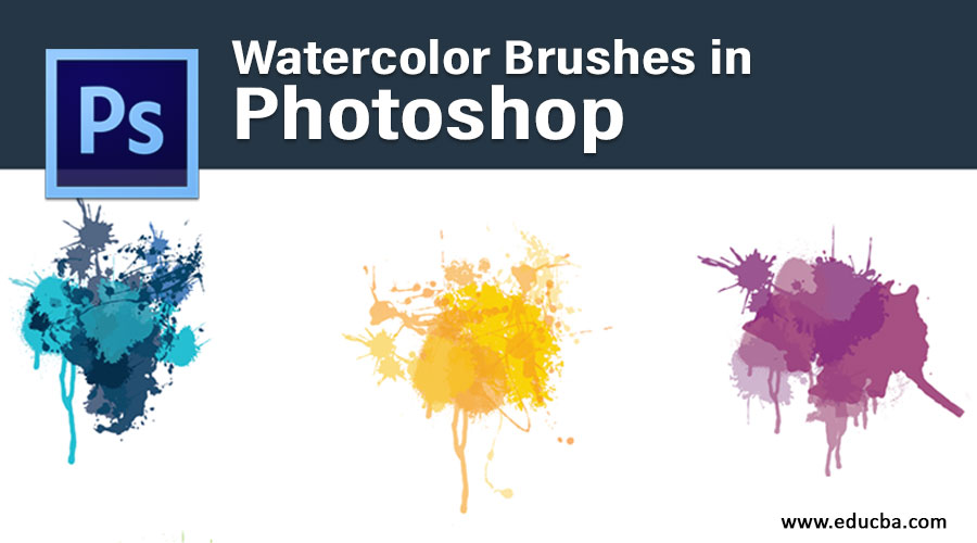 Watercolor Brushes in Photoshop
